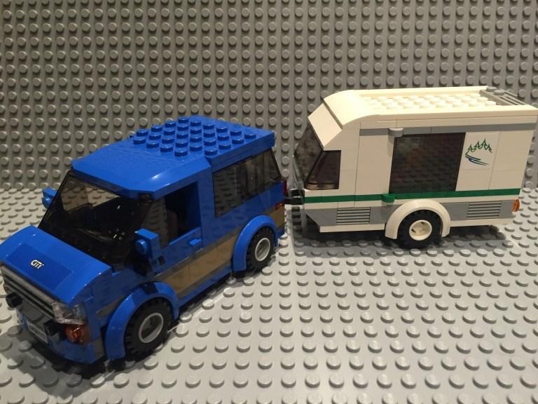 Review LED Light Kit for LEGO 60117 City Car Caravan8 - Bricks Delight