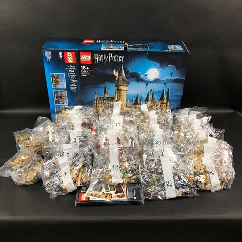 Review LED Light Kit for LEGO 71043 Hogwarts Castle 10 - Bricks Delight