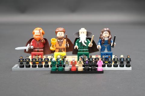 Review LED Light Kit for LEGO 71043 Hogwarts Castle 11 - Bricks Delight