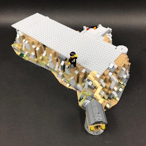 Review LED Light Kit for LEGO 71043 Hogwarts Castle 12 - Bricks Delight