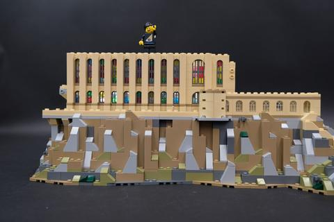 Review LED Light Kit for LEGO 71043 Hogwarts Castle 13 - Bricks Delight