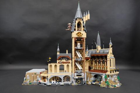 Review LED Light Kit for LEGO 71043 Hogwarts Castle 2 - Bricks Delight