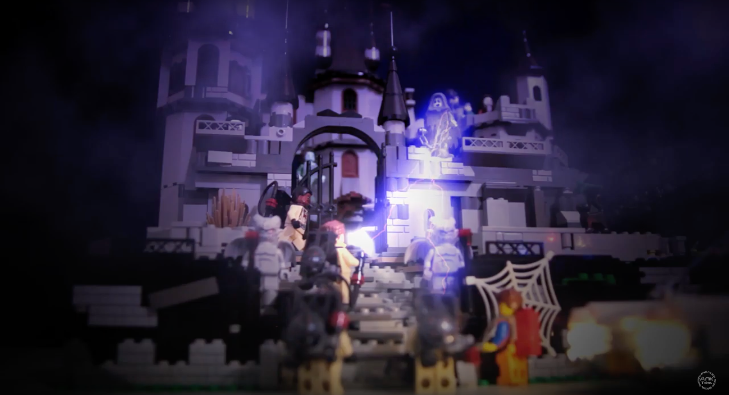 Review LED Light for LEGO 21108 Ghostbusters Ecto 13 1 - Bricks Delight
