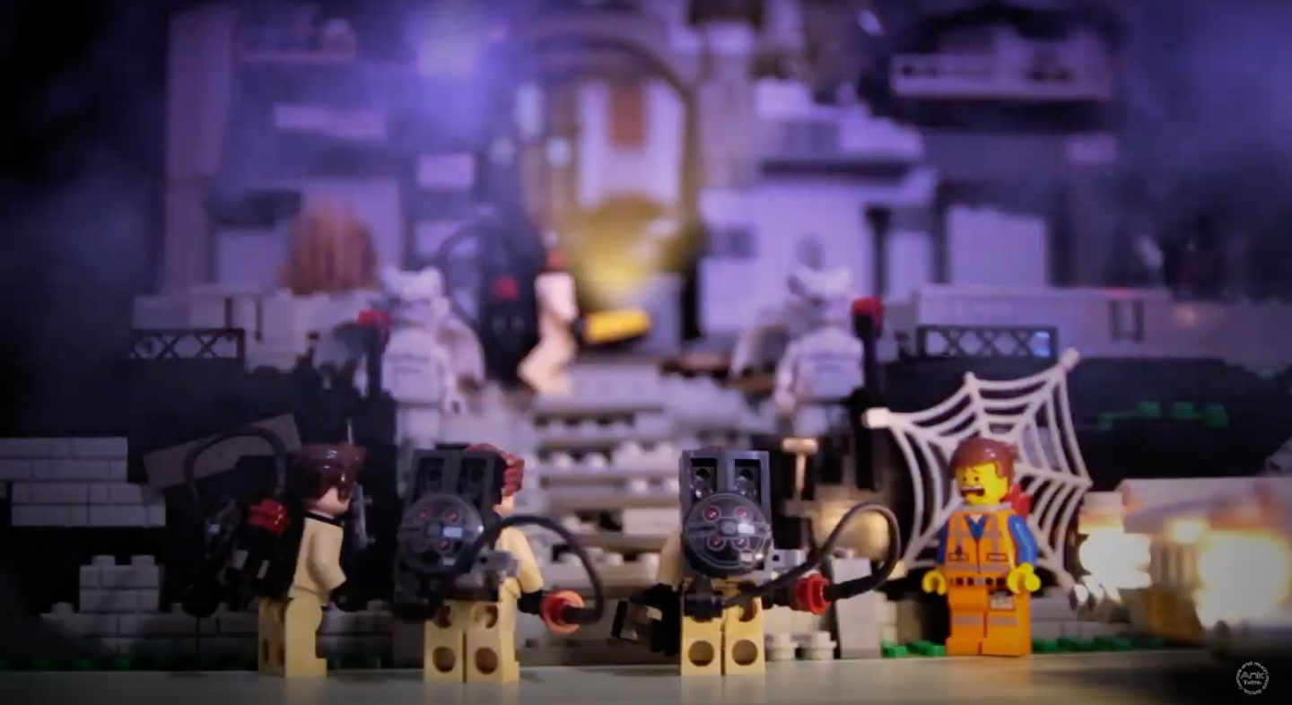 Review LED Light for LEGO 21108 Ghostbusters Ecto 14 - Bricks Delight