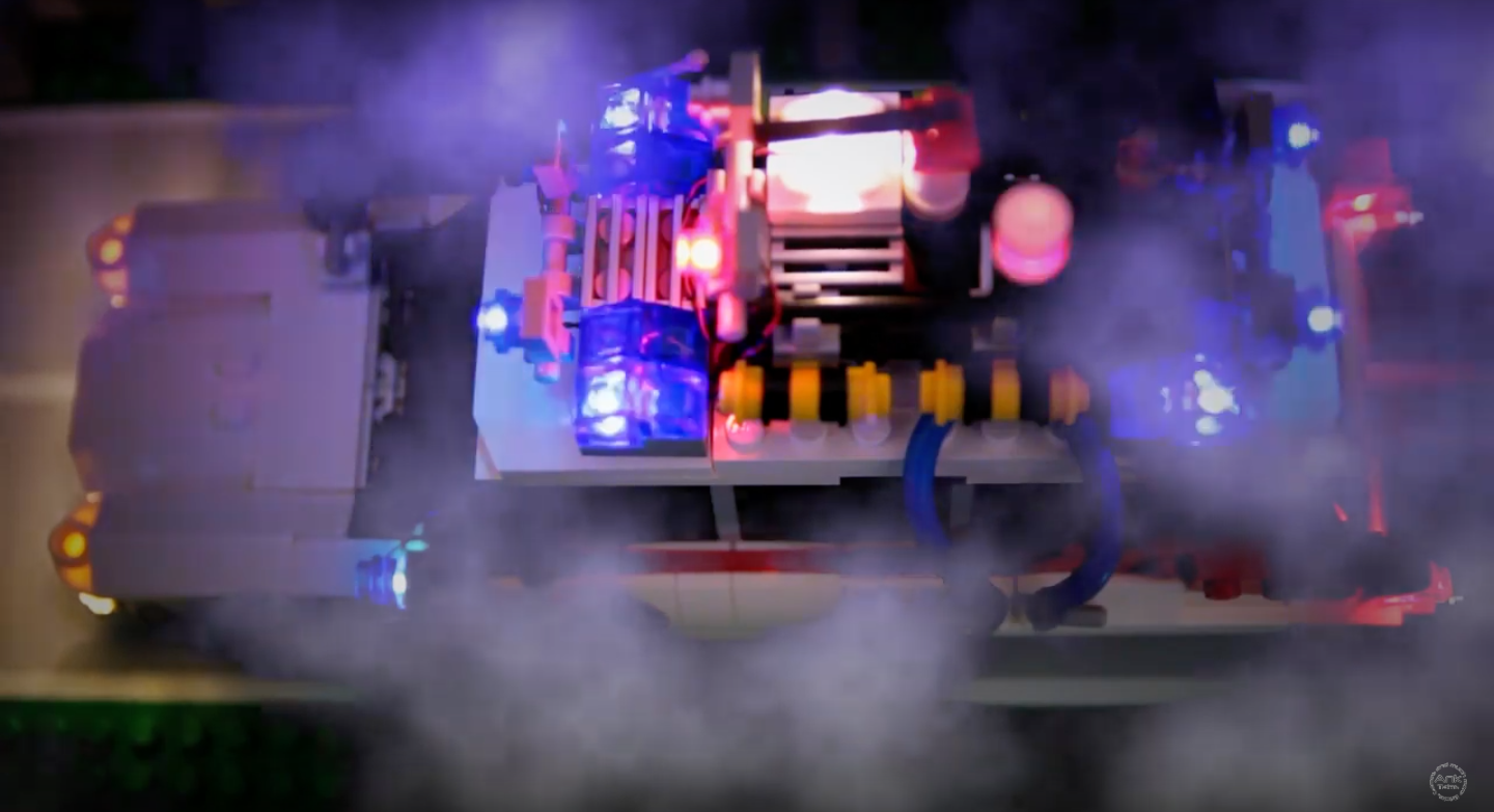 Review LED Light for LEGO 21108 Ghostbusters Ecto 16 - Bricks Delight