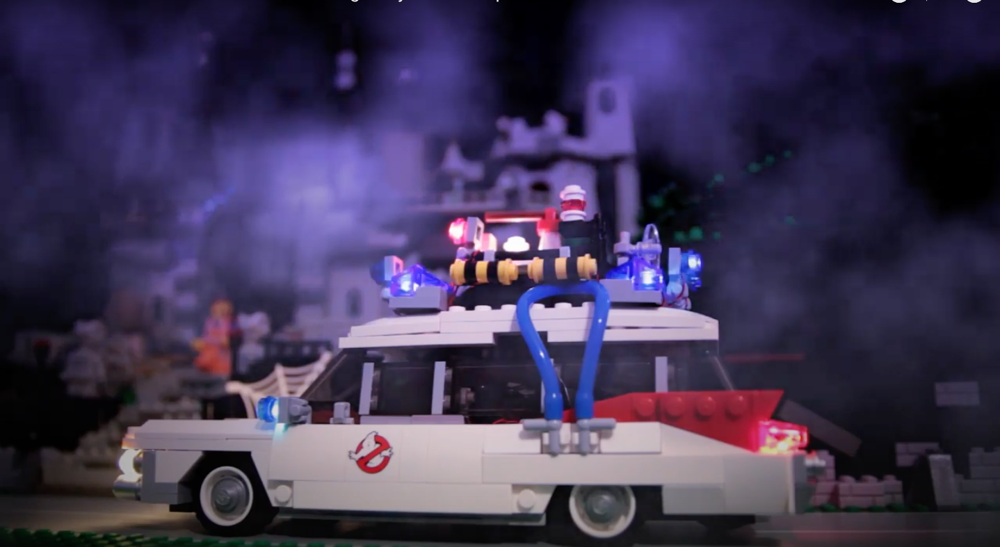Review LED Light for LEGO 21108 Ghostbusters Ecto 17 - Bricks Delight