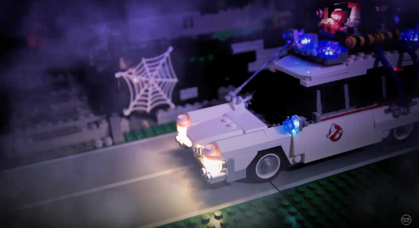 Review LED Light for LEGO 21108 Ghostbusters Ecto 19 - Bricks Delight