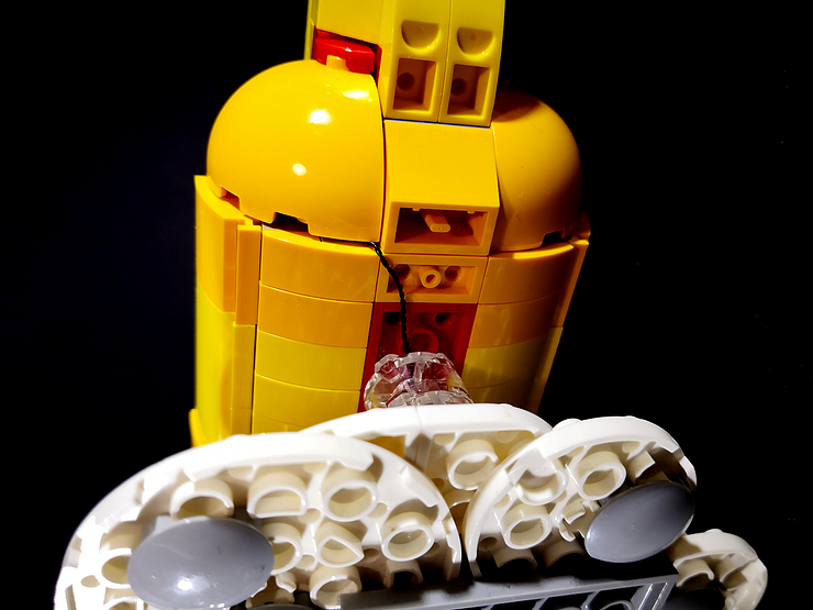Review LED Light for LEGO 21306 The Yellow Submarine10 - Bricks Delight