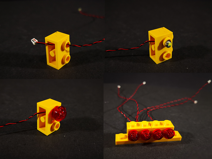 Review LED Light for LEGO 21306 The Yellow Submarine5 - Bricks Delight