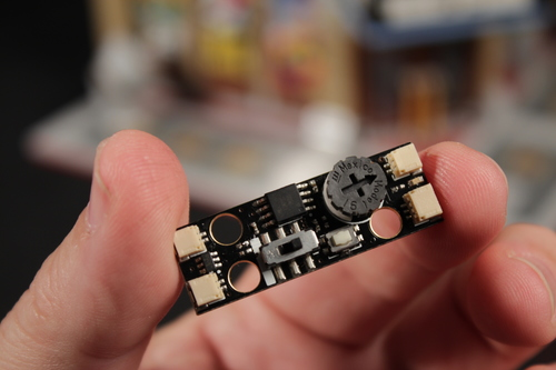 Review LEGO LED Light Kit for 10232 Palace Cinema Front LEGO LED Light Kit for 10232 Palace Cinema 2 - Bricks Delight