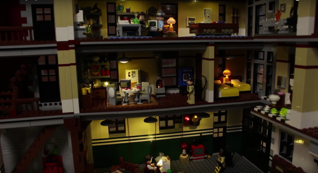 Review LED Light for Firehouse Headquarter 75827 4 - Bricks Delight
