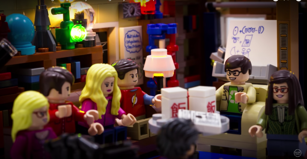 Review LED Light for LEGO The Big Bang Theory 213022 - Bricks Delight