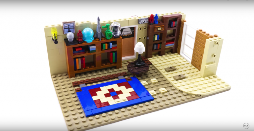Review LED Light for LEGO The Big Bang Theory 213024 - Bricks Delight