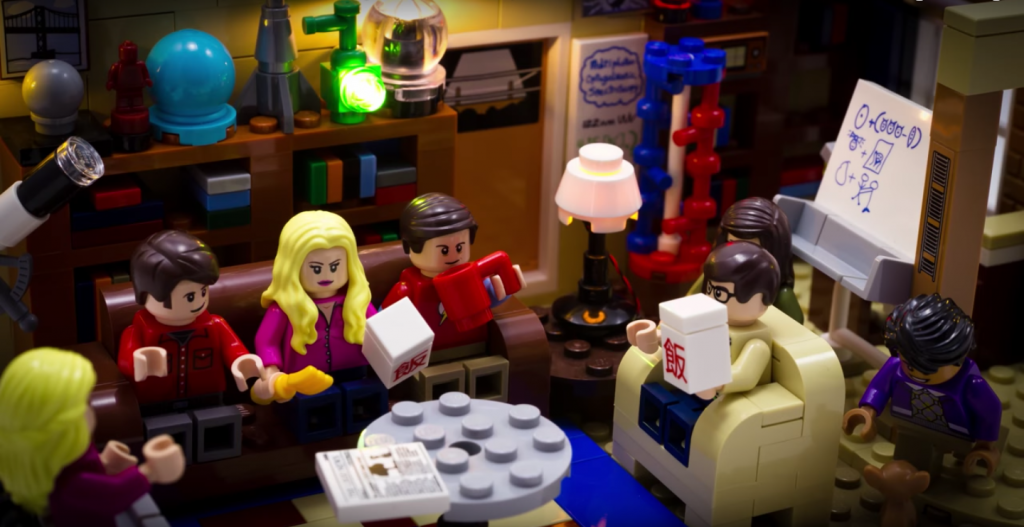 Review LED Light for LEGO The Big Bang Theory 213026 - Bricks Delight
