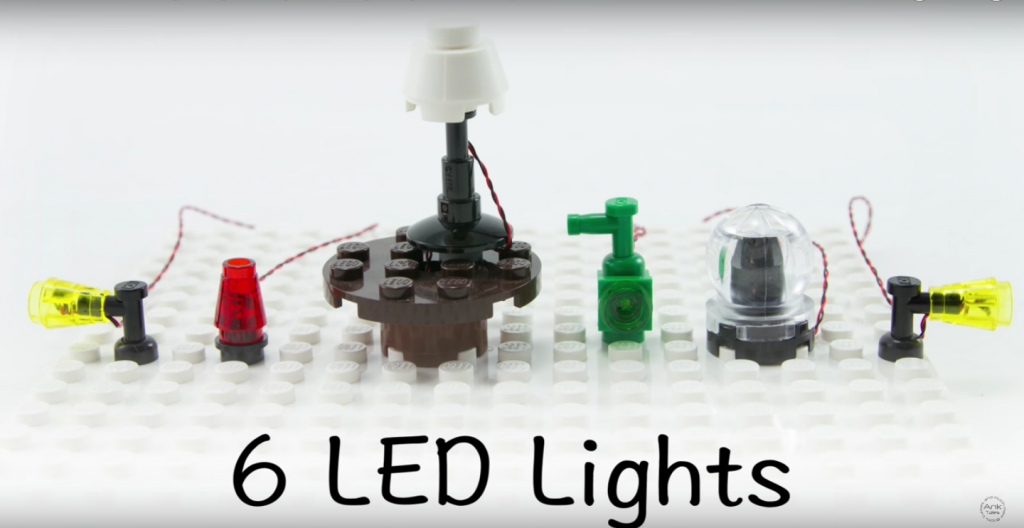 Review LED Light for LEGO The Big Bang Theory 213029 - Bricks Delight