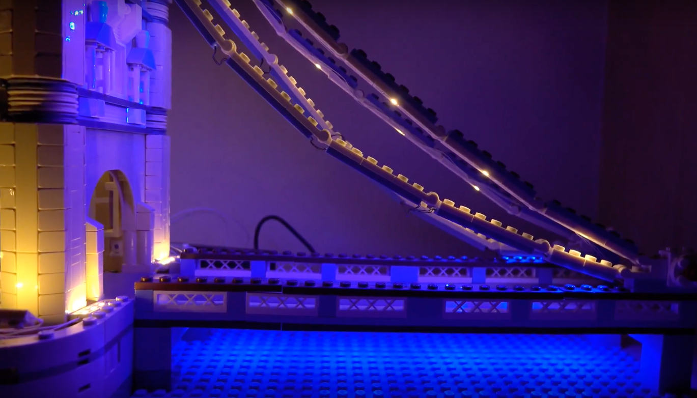 Review Led Light For Lego 10214 Tower Bridge5