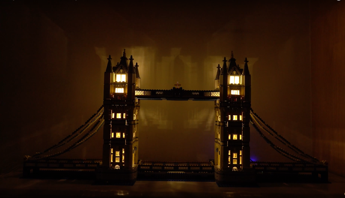 Review Led Light For Lego 10214 Tower Bridge6