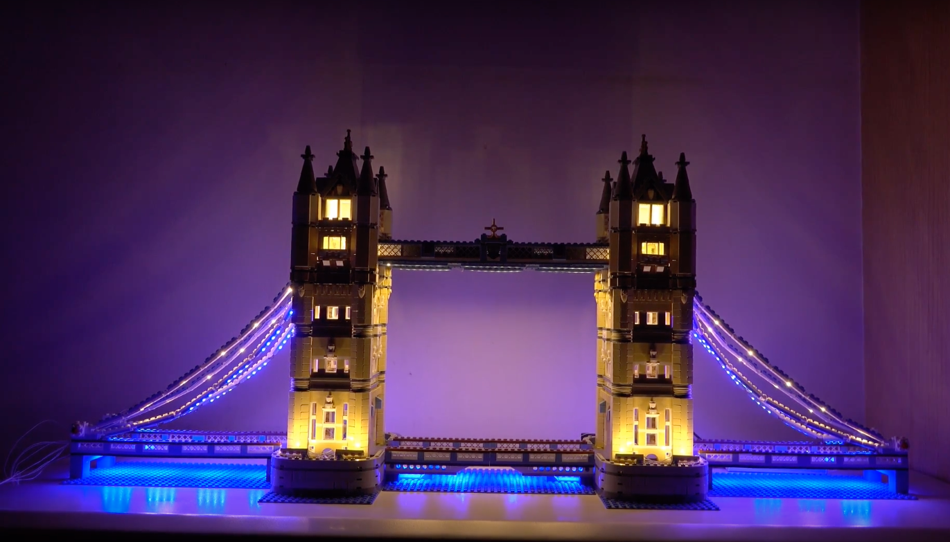 Review Led Light For Lego 10214 Tower Bridge8