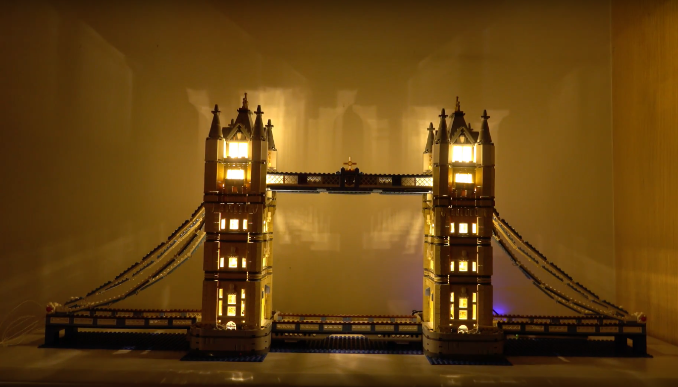 Review Led Light For Lego 10214 Tower Bridge9