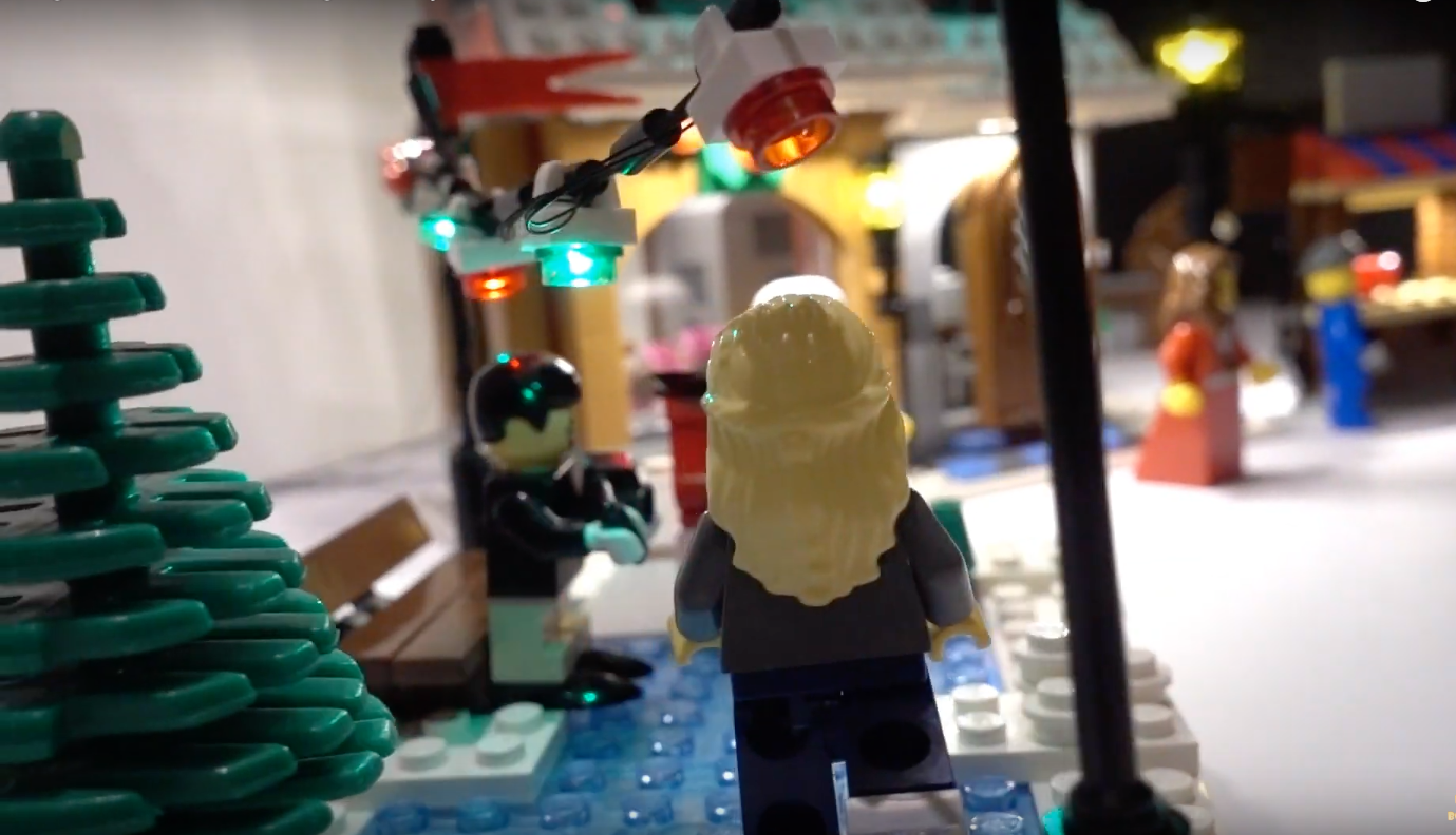 Review Led Light For Lego 10216 Winter Village Bakery3
