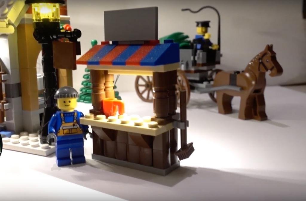 Review Led Light For Lego 10216 Winter Village Bakery7 1