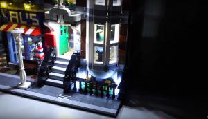 Review Led Light For Lego 10218 5