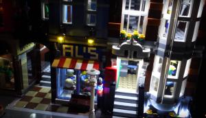 Review Led Light For Lego 10218 7