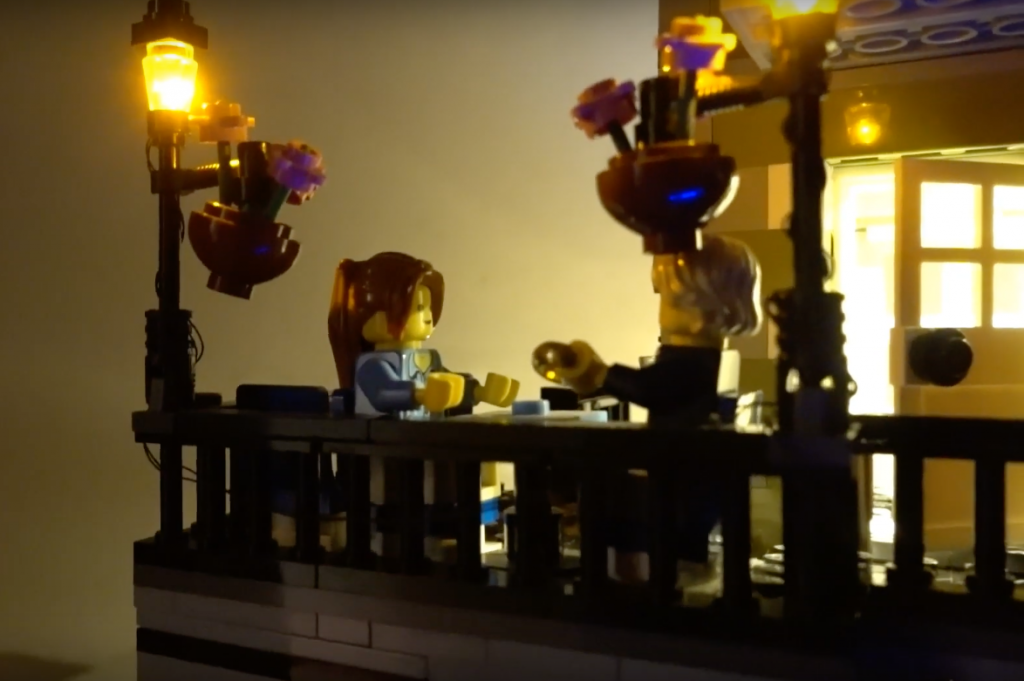Review Led Light For Lego 10243 Parisian Restaurant 5 1