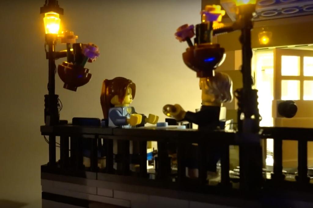 Review Led Light For Lego 10243 Parisian Restaurant 5 1