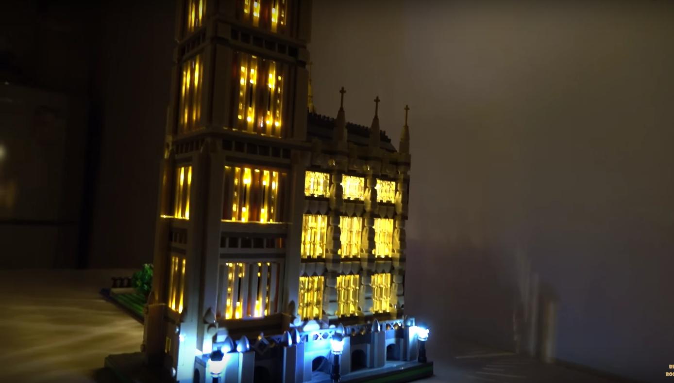 Review Led Light For Lego 10253 Big Ben2