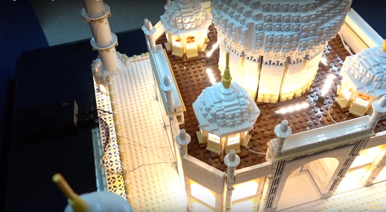 Review Led Light For Lego 10256 Taj Mahal 3