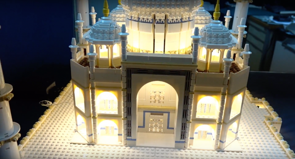 Review Led Light For Lego 10256 Taj Mahal 4 1