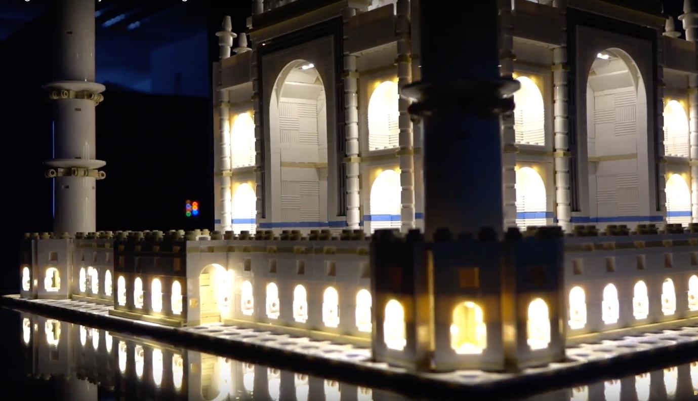 Review Led Light For Lego 10256 Taj Mahal 6
