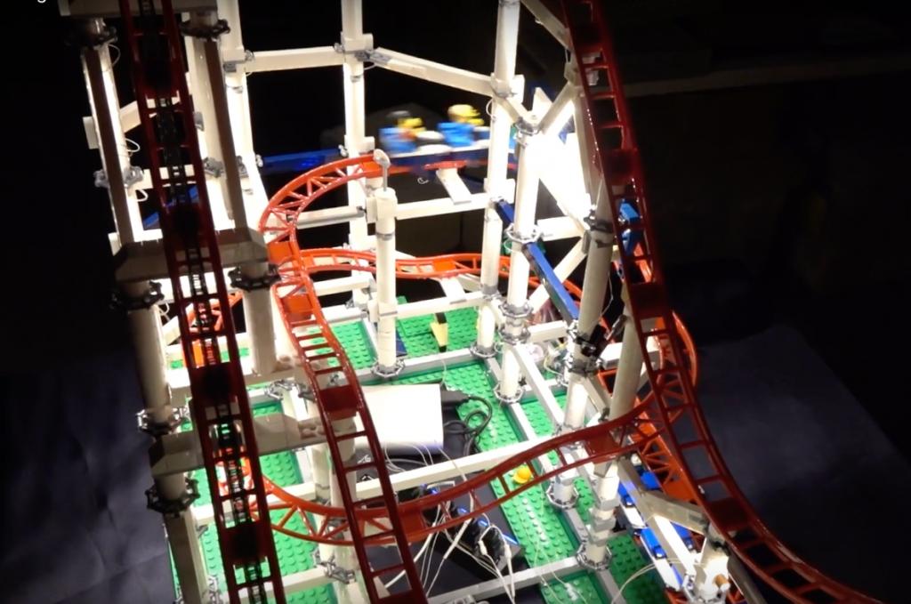 Review Led Light For Lego 10261 Roller Coaster 1 1