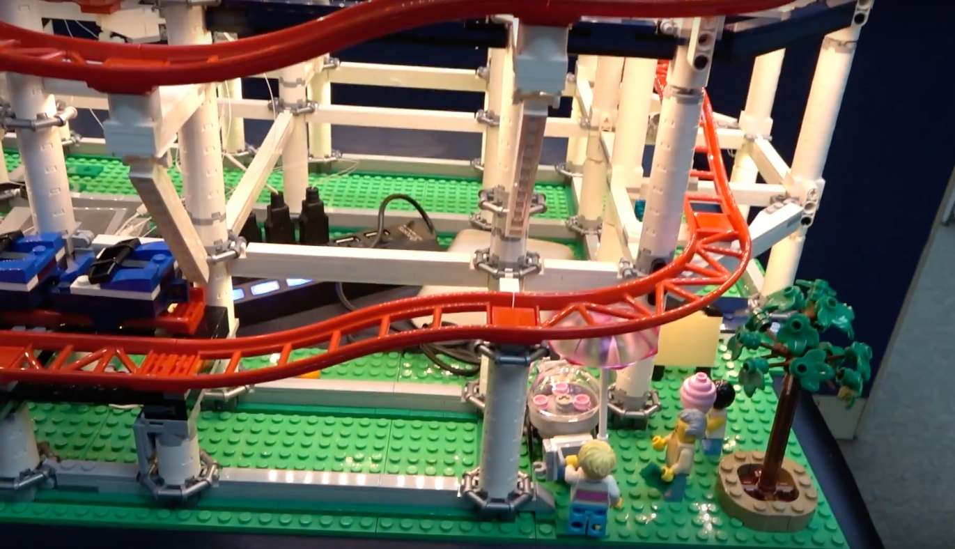 Review Led Light For Lego 10261 Roller Coaster 3