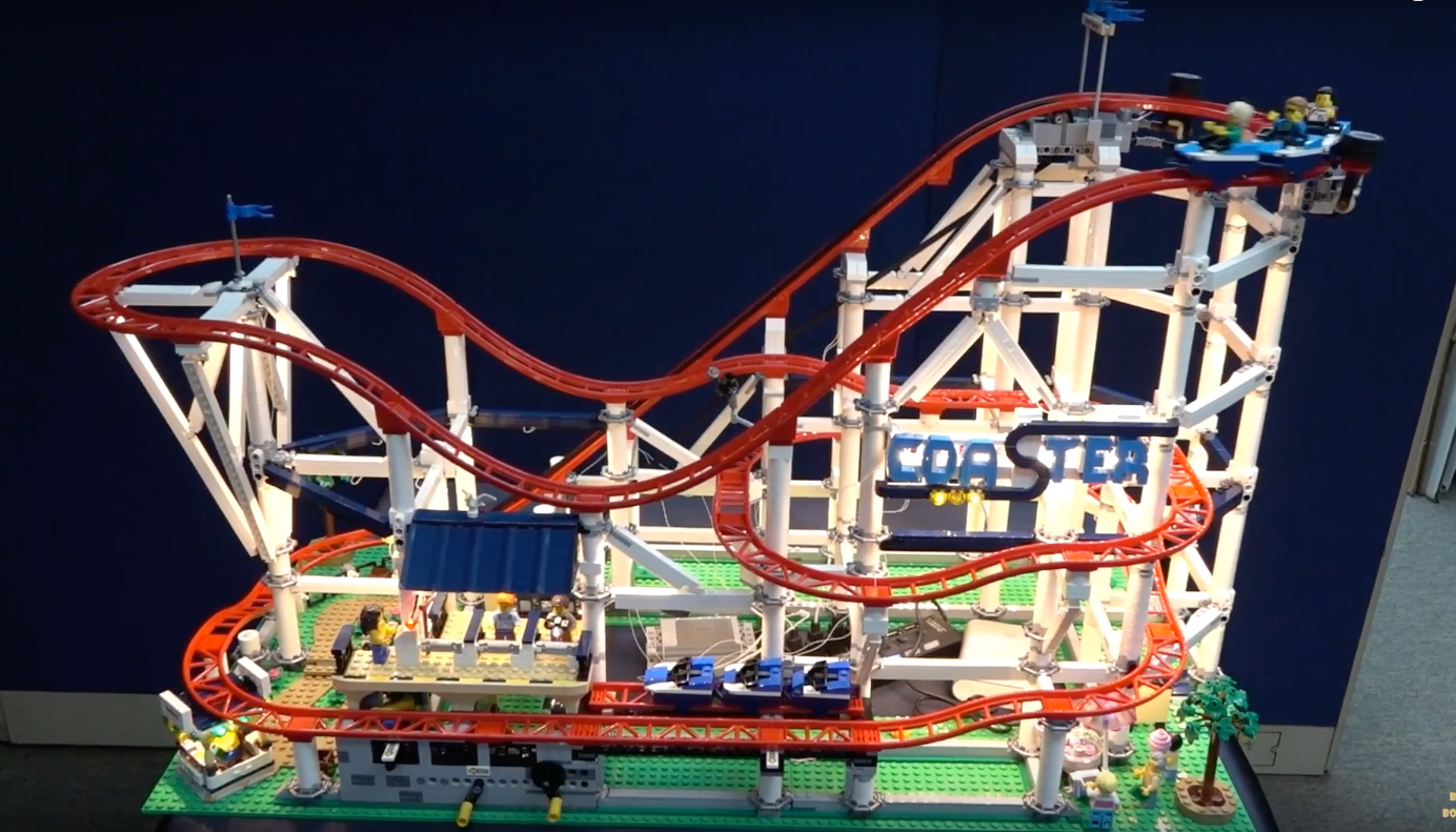 Review Led Light For Lego 10261 Roller Coaster 5