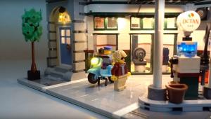 Review Led Light For Lego 10264 Corner Garage 3