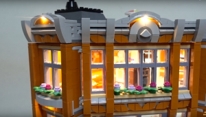 Review Led Light For Lego 10264 Corner Garage 5