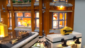 Review Led Light For Lego 10264 Corner Garage 6