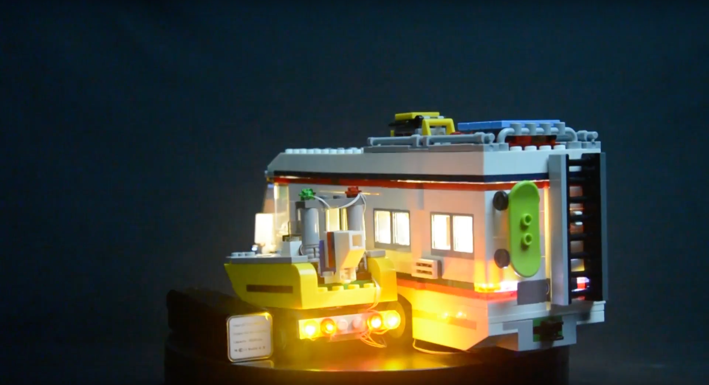 Review Led Light For Lego 31052 Vacation Getaways3