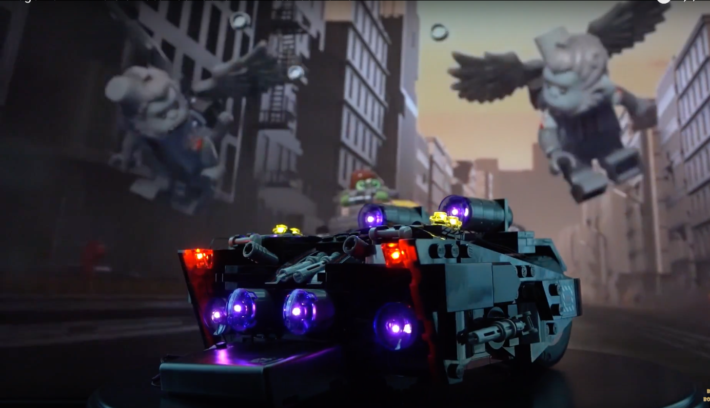 Review Led Light For Lego The Ultimate Batmobile 709171
