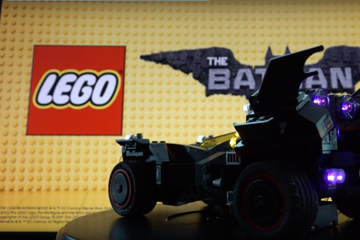 Review Led Light For Lego The Ultimate Batmobile 709173