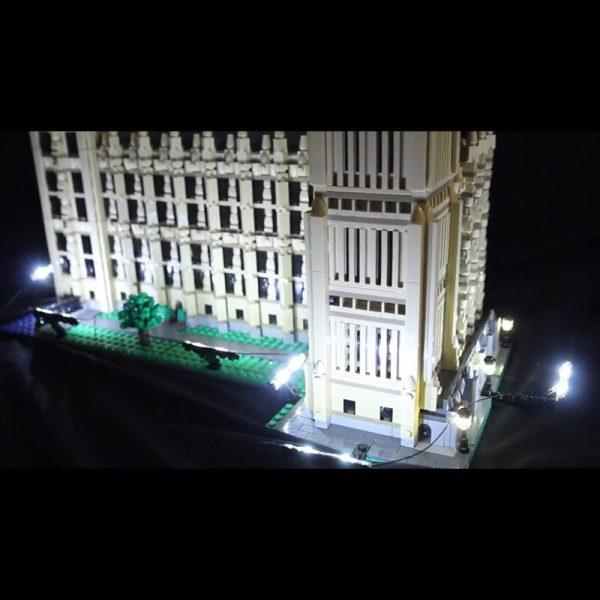LED Light Kit for lego 10253 Compatible 17005 City Creator Big Ben Building Blocks Bricks Toys 2 - Bricks Delight