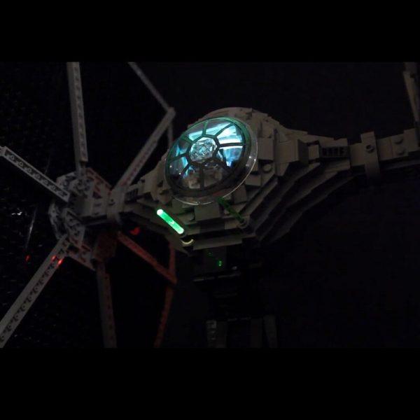 LED light for lego 75095 Compatible 05036 Star Wars UCS TIE Fighter Building Blocks Bricks Toys 1 - Bricks Delight