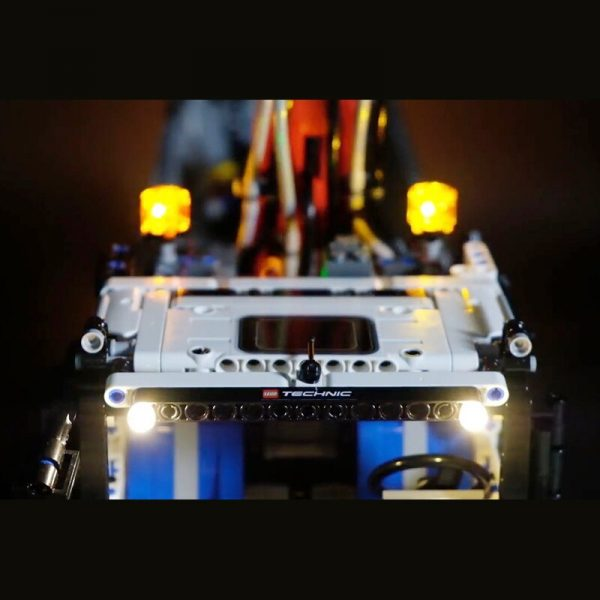 Led Light For Lego 42043 Building Brick Blocks Compatible 20005 technic the Arocs 3245 truck car 1 - Bricks Delight