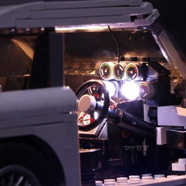 Led Light Set For Lego 10262 Compatible 21046 Aston Martin DB5 Building Blocks Bricks technic race 1 - Bricks Delight