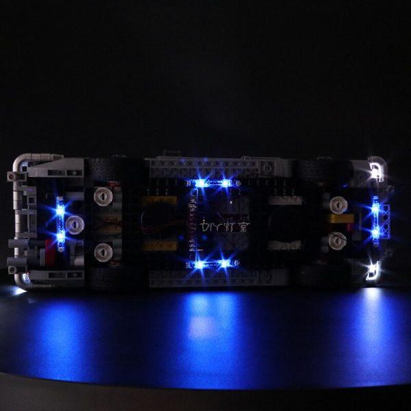 Led Light Set For Lego 10262 Compatible 21046 Aston Martin DB5 Building Blocks Bricks technic race 2 - Bricks Delight