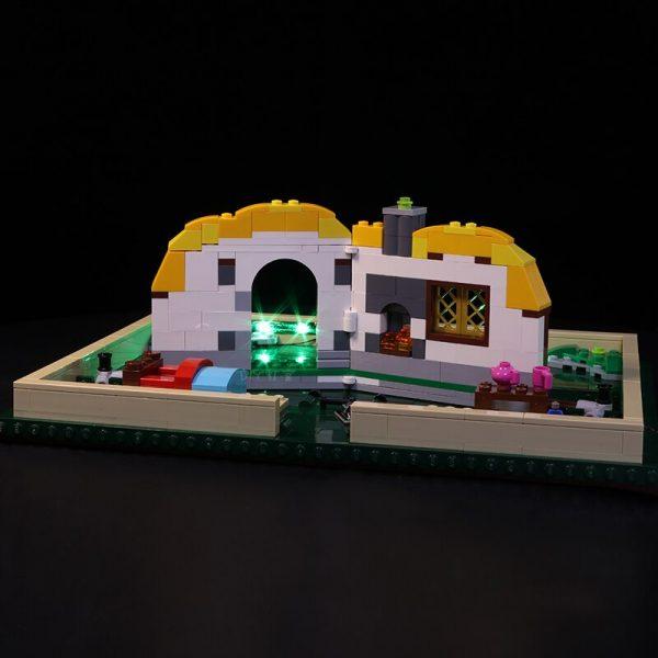 Led Light Set For Lego 21315 IDEAS series Brick Magic Folding Stereo Book Building Blocks Creator 2 - Bricks Delight