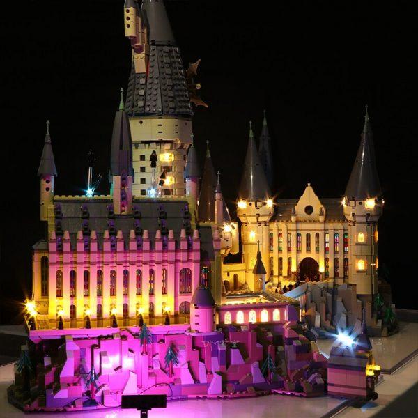 Led Light Set For Lego 71043 Harry Movie Compatible 16060 creator Hogwarts Castle Building Blocks Bricks 1 - Bricks Delight