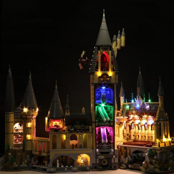 Led Light Set For Lego 71043 Harry Movie Compatible 16060 creator Hogwarts Castle Building Blocks Bricks 2 - Bricks Delight